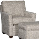 Mayo 1117 Chair - Item Number: 1117F40