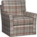 Mayo 1117 Swivel Chair - Item Number: 1117F42-Charleston Taupe