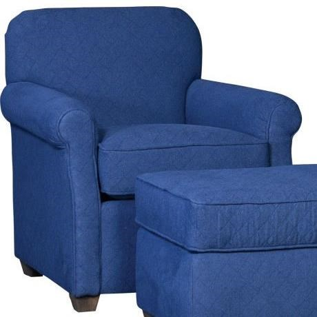 1313 Chair by Mayo at Wilson's Furniture