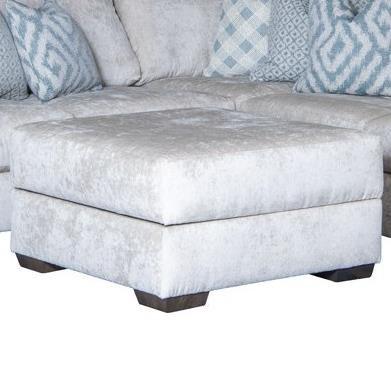 2100 Storage Ottoman by Mayo at Wilcox Furniture