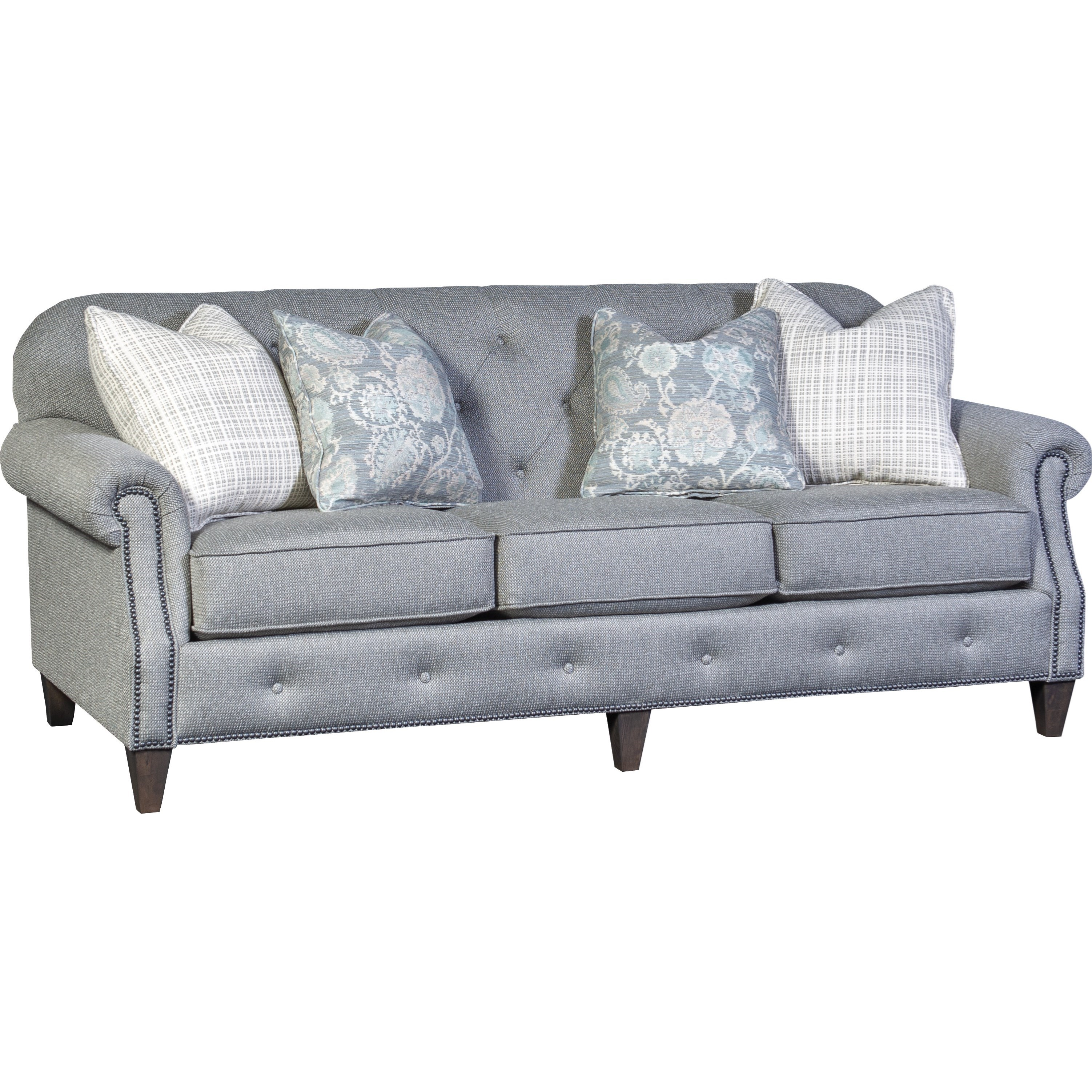 2262 Sofa by Mayo at Wilson's Furniture