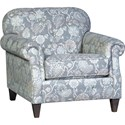 Mayo 2262 Chair - Item Number: 2262F40-SABIMI
