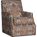 Mayo 2325 Swivel Chair - Item Number: 2325F42-SANDDE