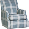 Mayo 2325 Swivel Glider - Item Number: 2325F43-HENEOC