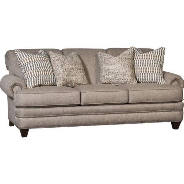 2377 Sofa by Mayo at Wilson's Furniture