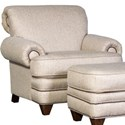 Mayo 2377 Chair - Item Number: 2377F40-RUNABE