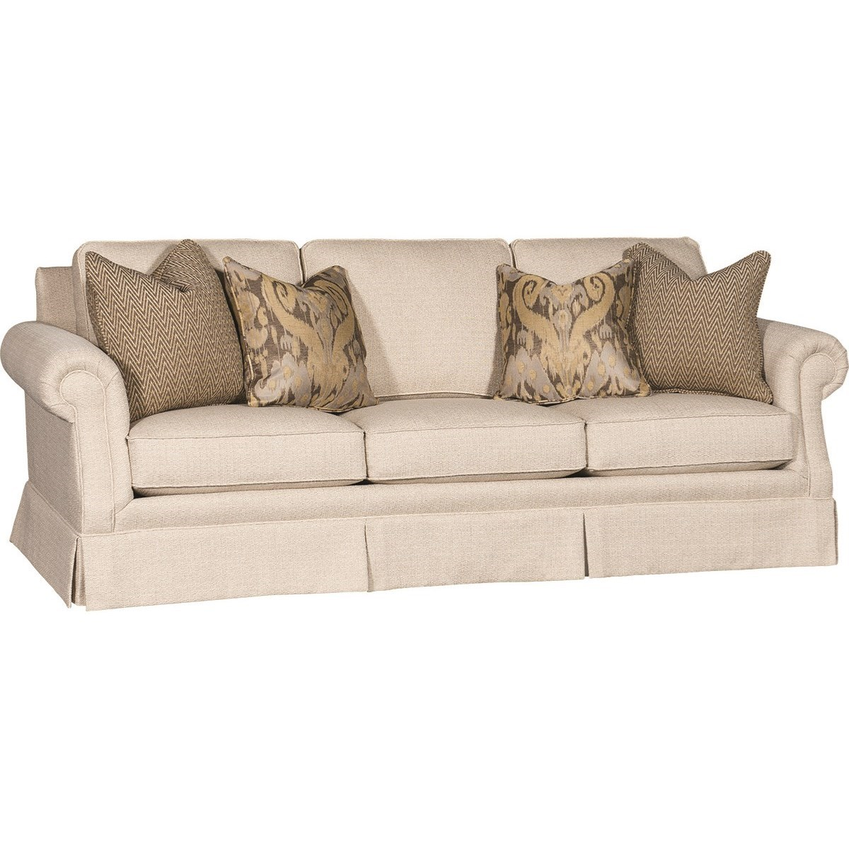 Mayo 2600 Sofa - Item Number: 2600F10-Howell_Flax