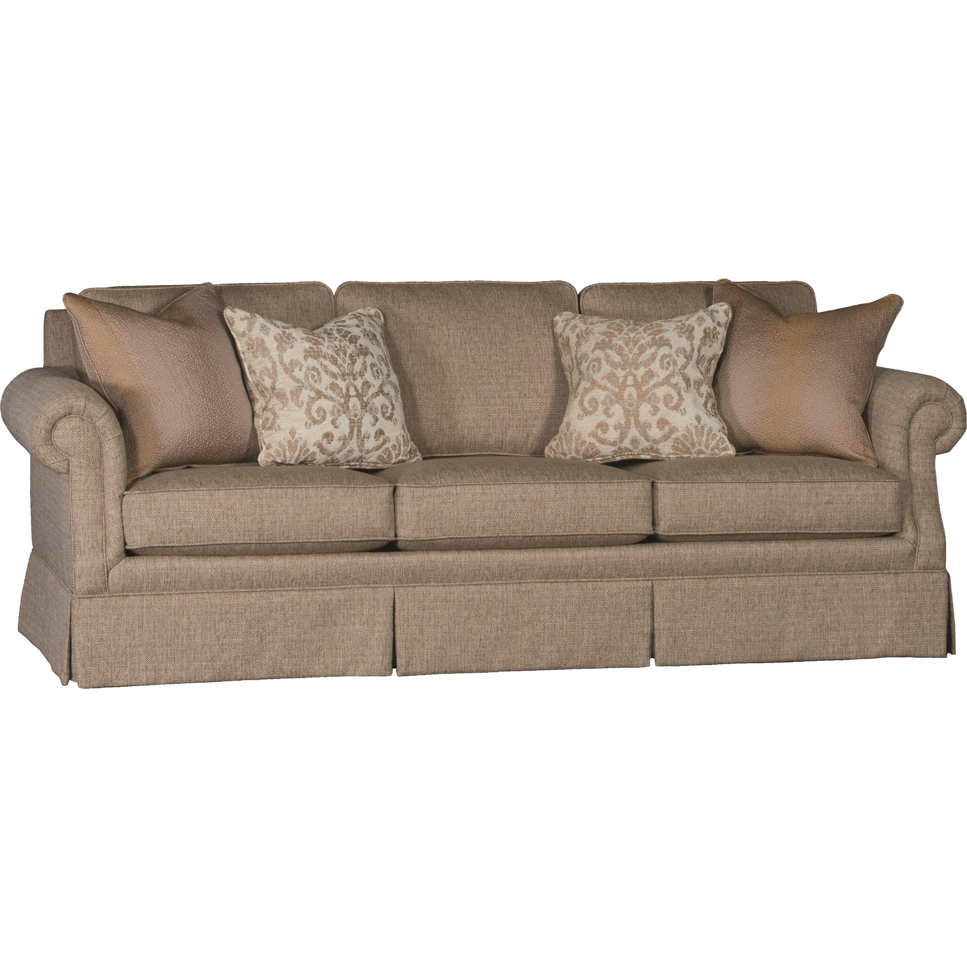 2600 Sofa by Mayo at Wilson's Furniture