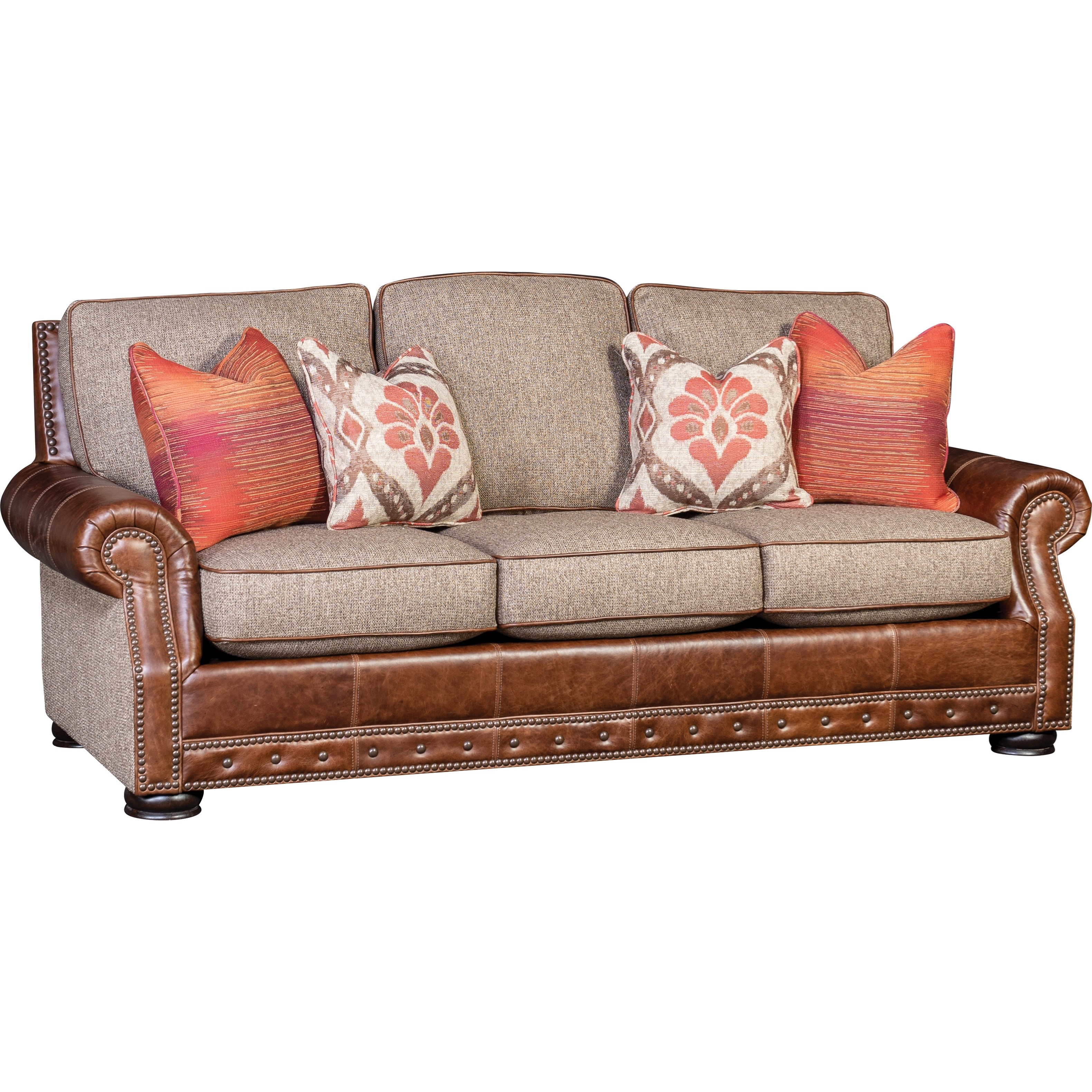 2900 Sofa by Mayo at Wilson's Furniture