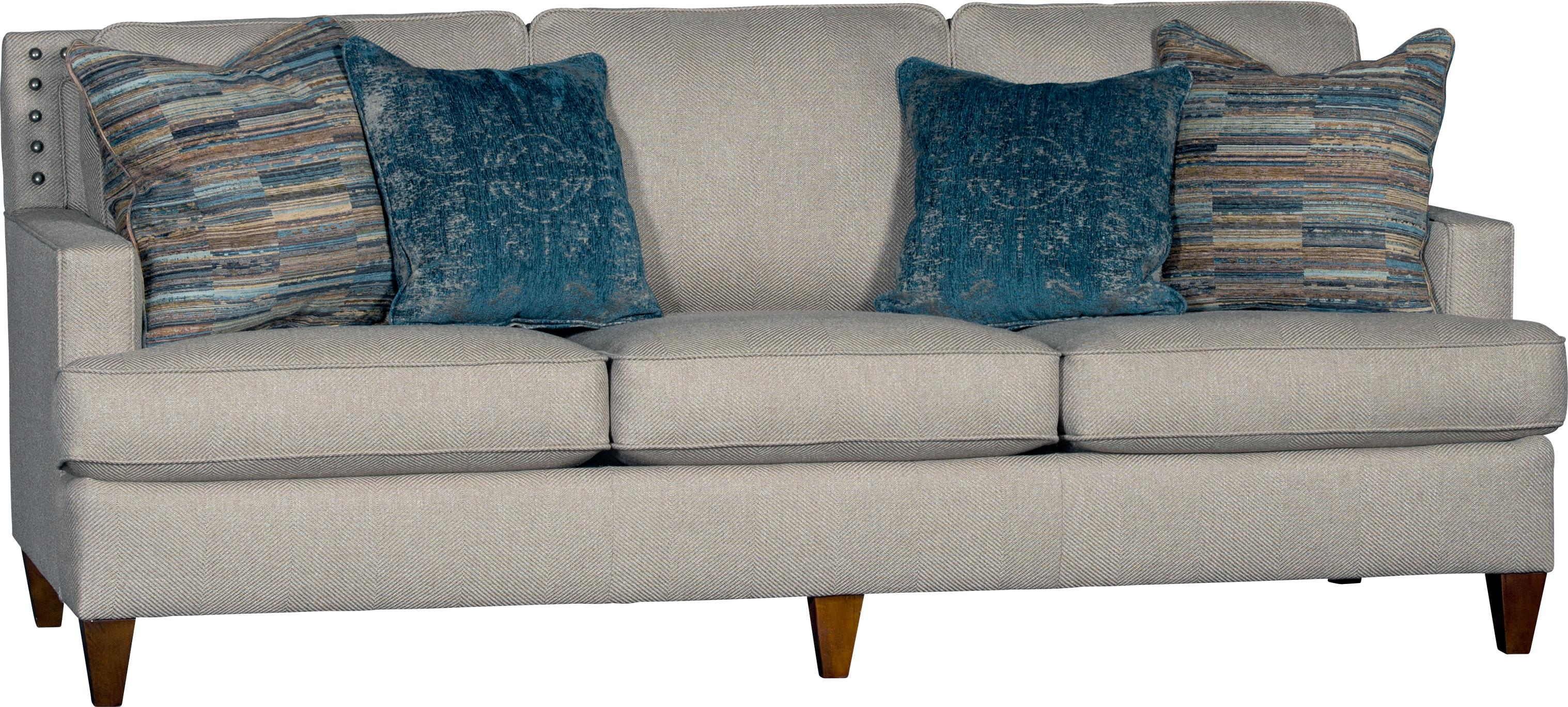 Mayo 3030 Sofa - Item Number: 3030F10-DowntonCoast