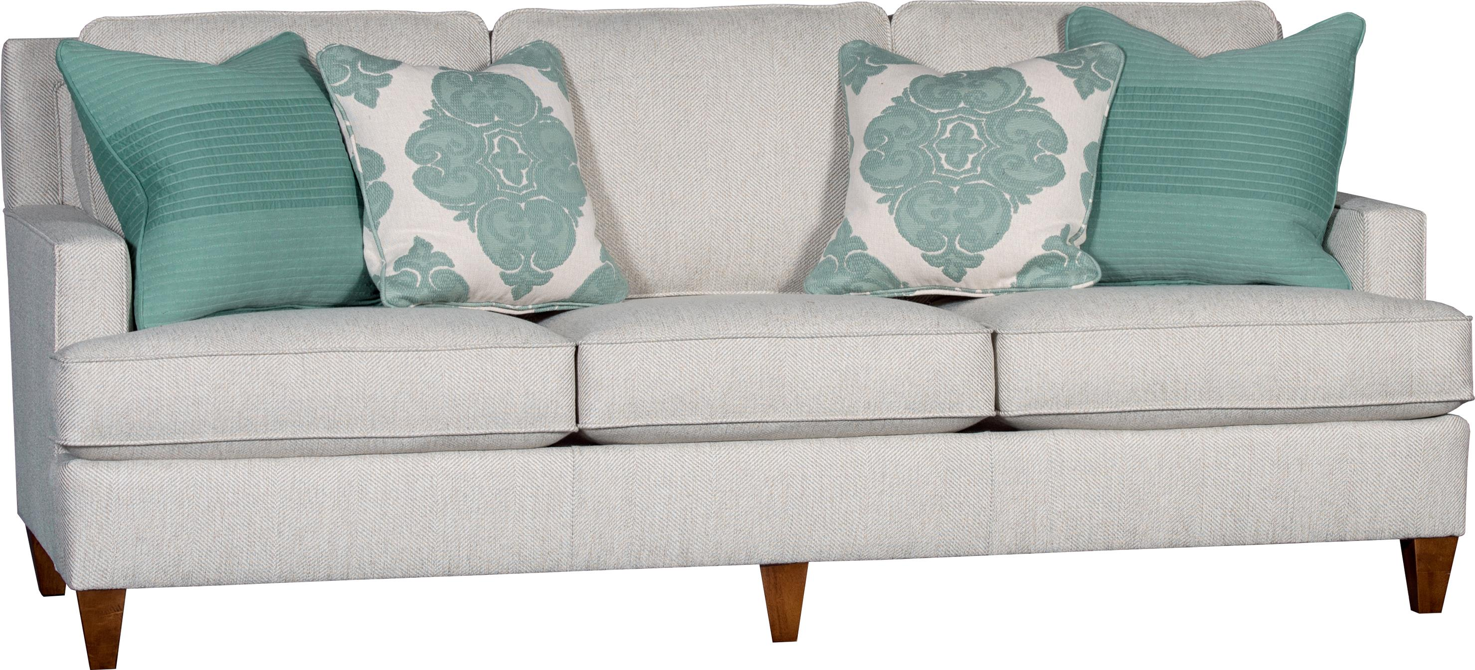 3030 Sofa by Mayo at Wilson's Furniture