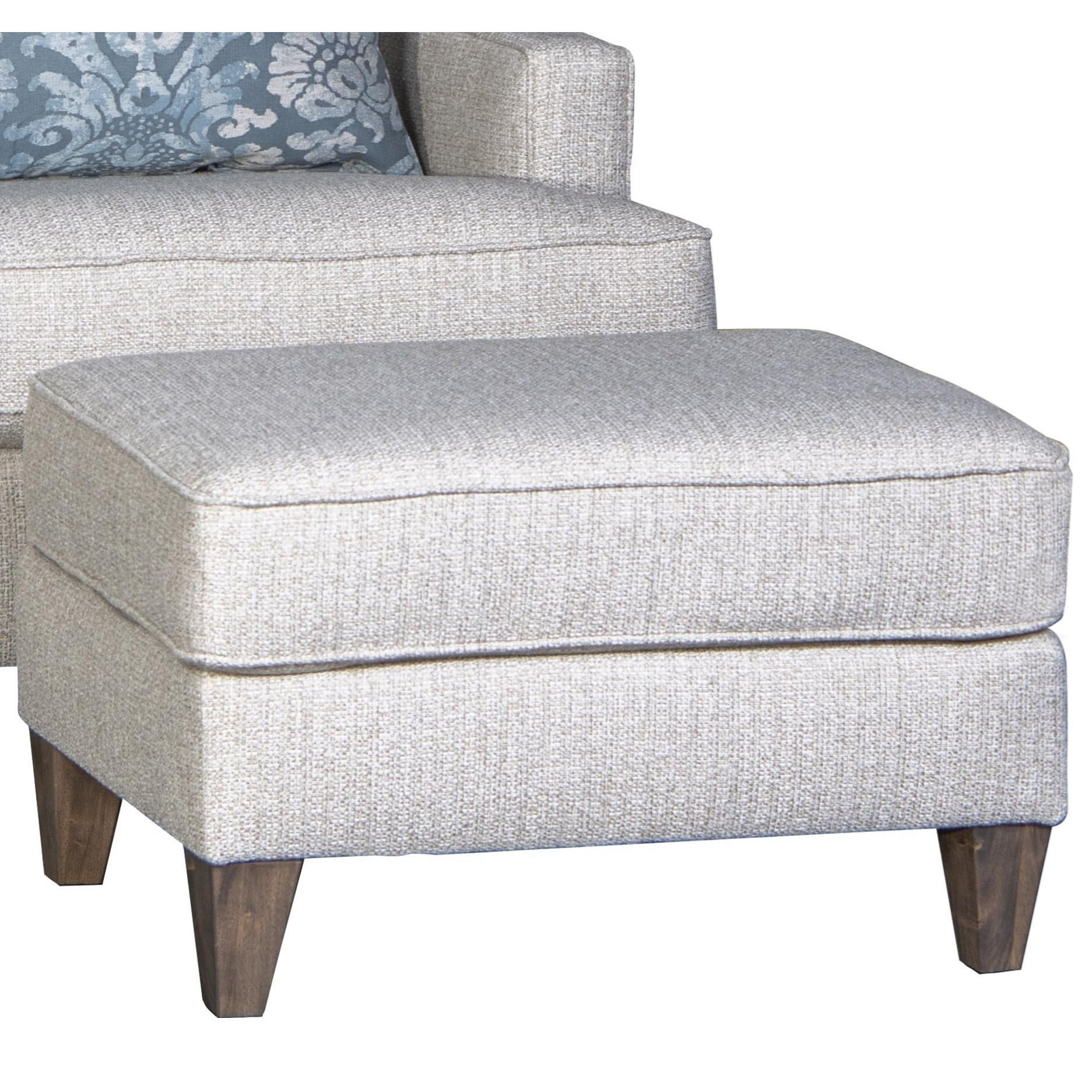 3030 Ottoman by Mayo at Wilson's Furniture