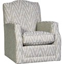 Mayo 3100 Swivel Glider - Item Number: 3100F43-MOODMI