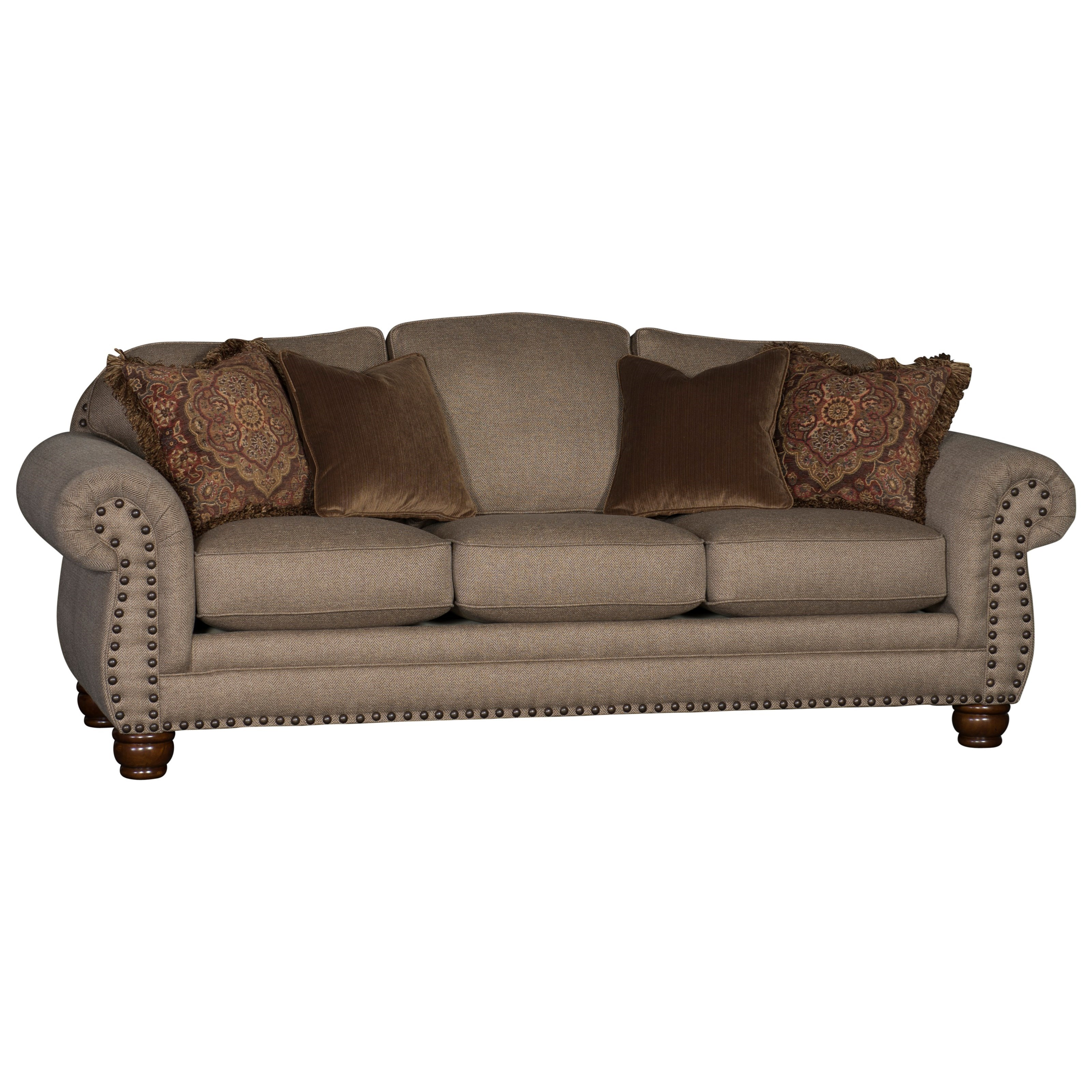 Mayo 3180 Traditional Sofa - Item Number: 3180F10-TIBEPE
