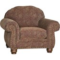 Mayo 3180 Traditional Chair - Item Number: 3180F40-PANDAN