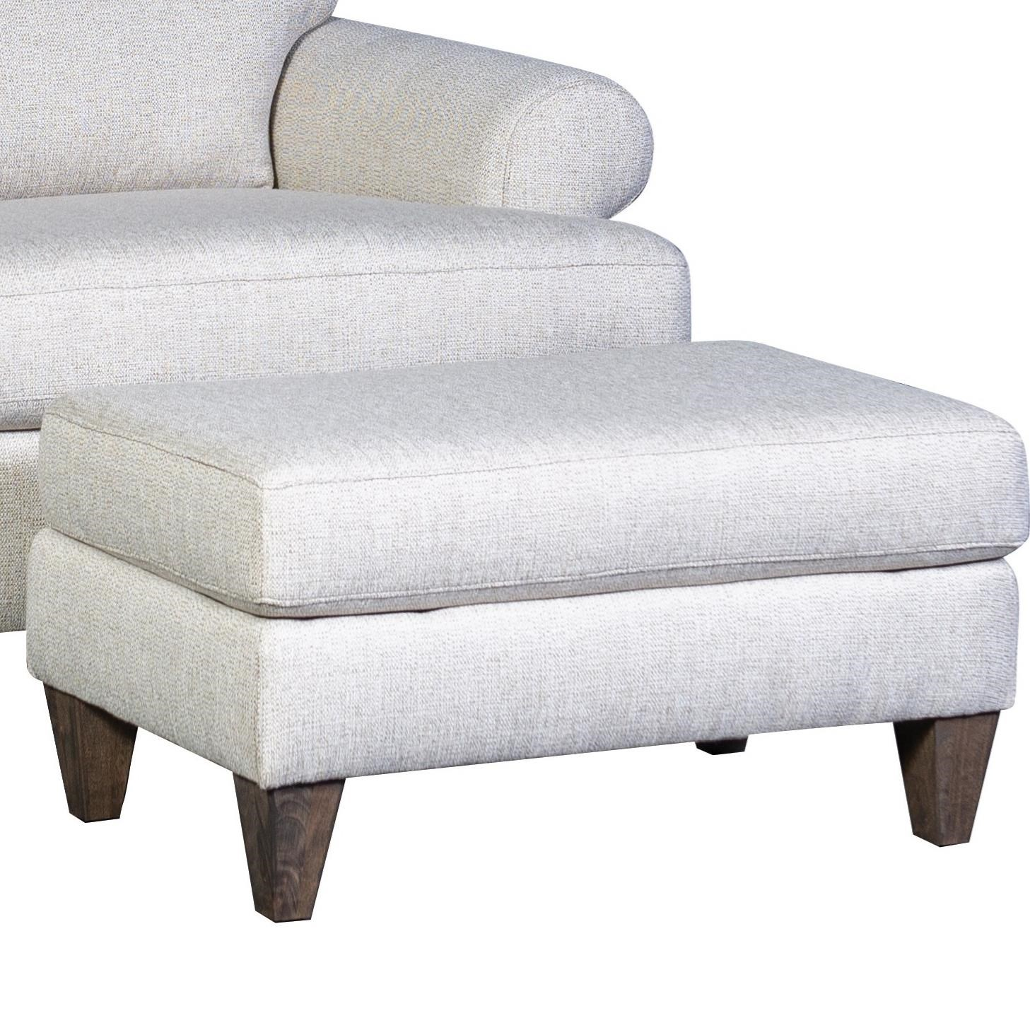 3270 Ottoman by Mayo at Wilson's Furniture