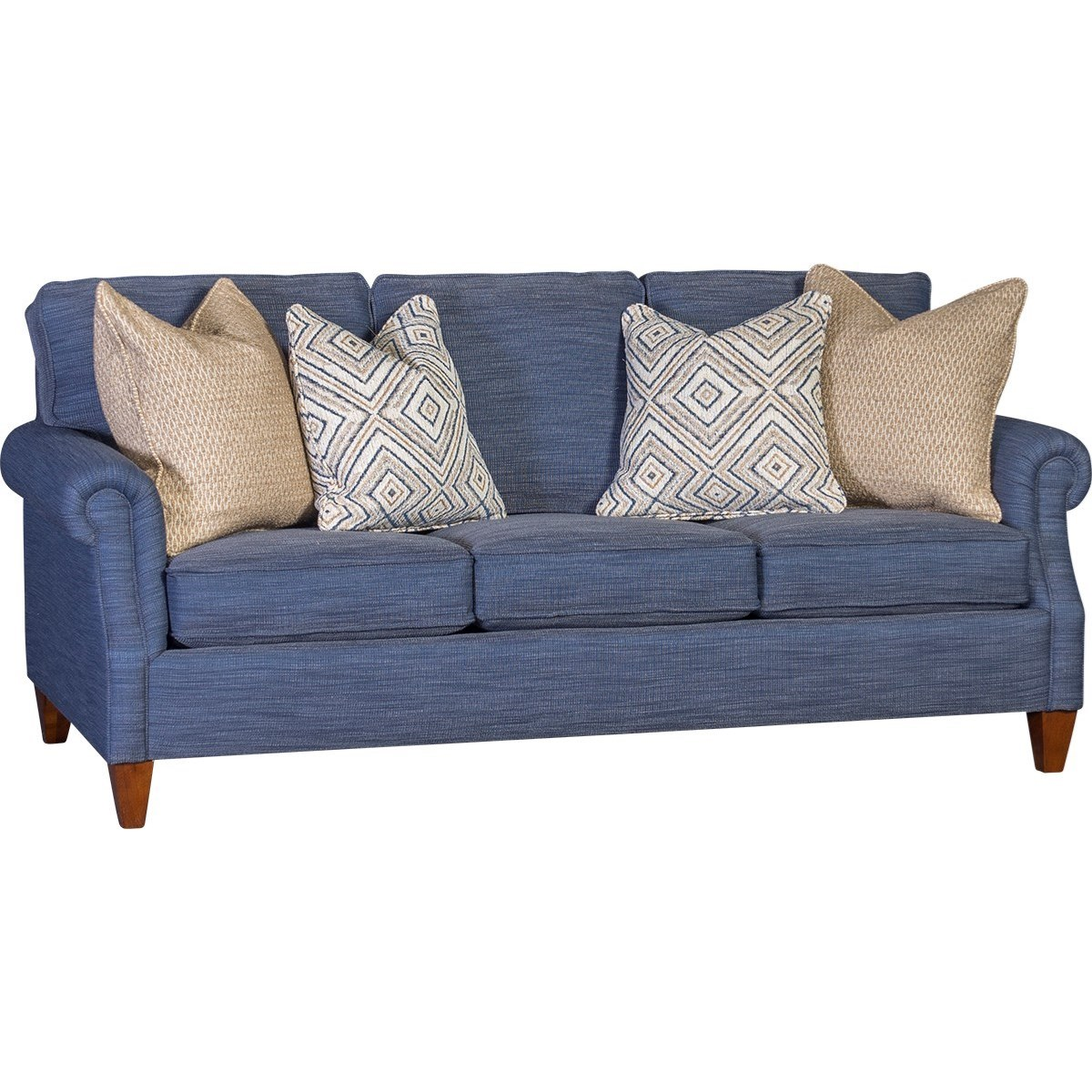 3311 Transitional Sofa by Mayo at Story & Lee Furniture