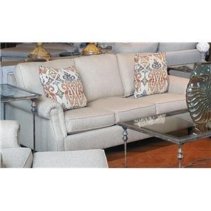 Mayo Runaround Beige Sofa