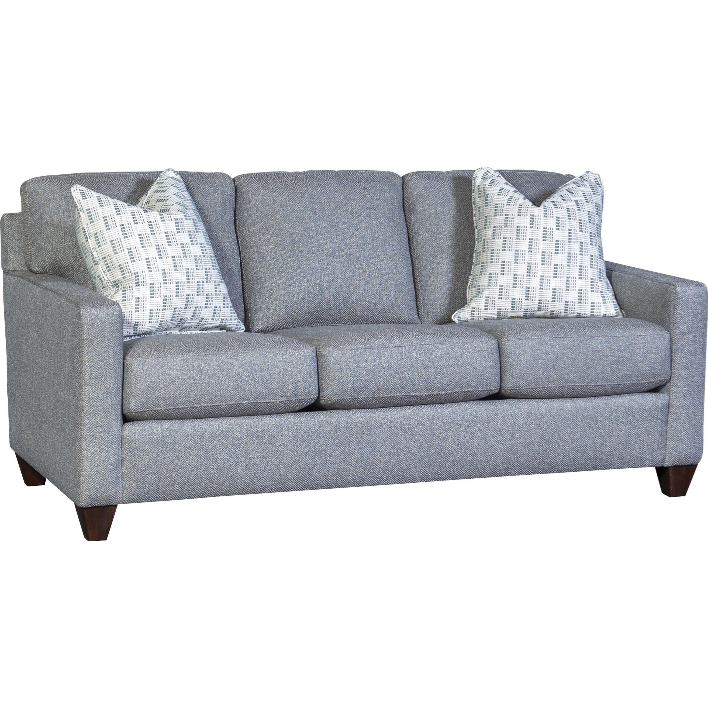 3488 Sofa by Mayo at Wilson's Furniture