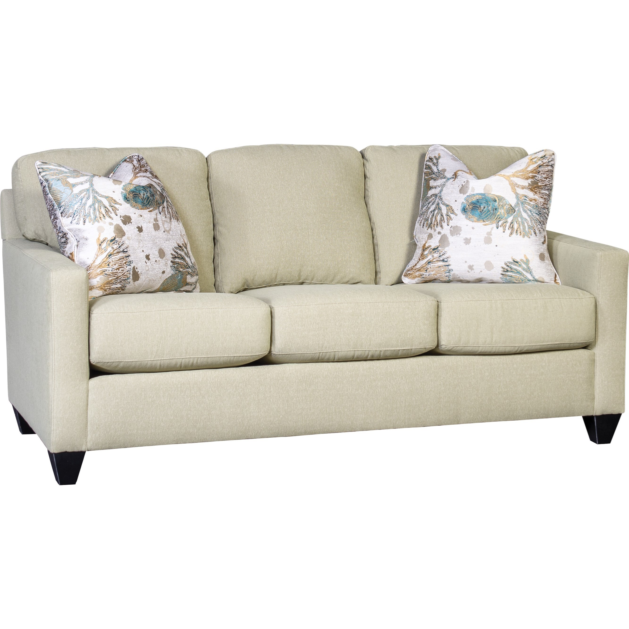 3488 Sofa by Mayo at Wilson's Furniture