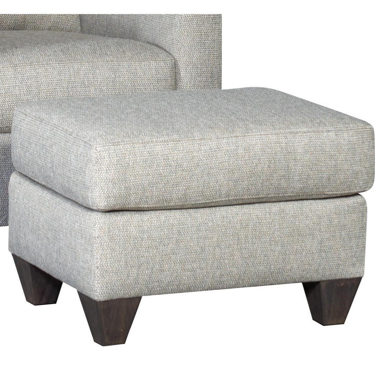 3488 Ottoman by Mayo at Wilcox Furniture