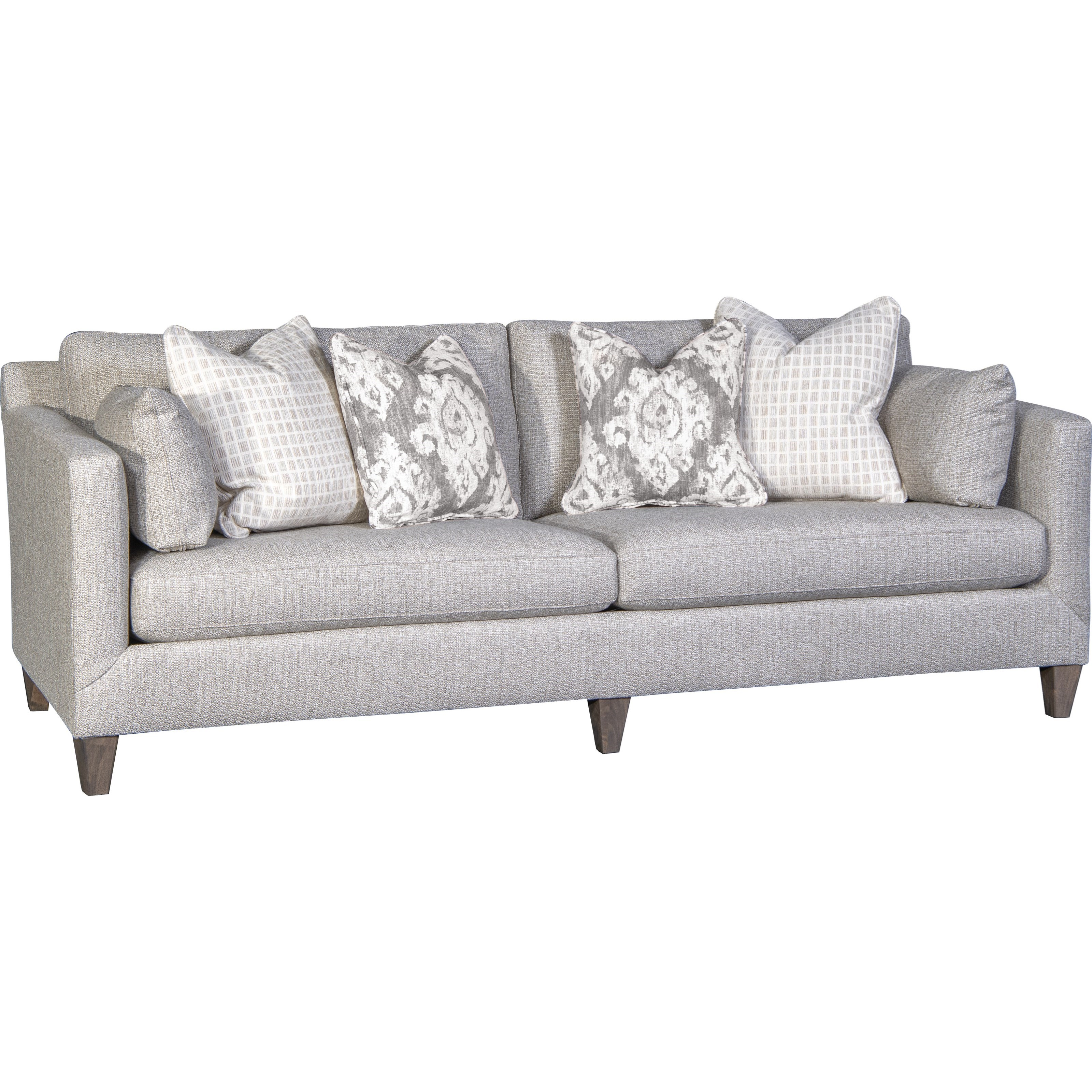 3555 Sofa by Mayo at Wilson's Furniture