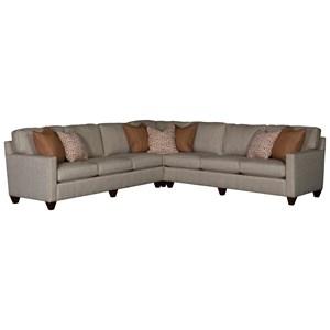 Mayo 3830 Sectional Sofa with 6 Seats