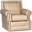 Mayo 4110 Swivel Chair - Item Number: 4110L42-OMAHFR