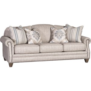Mayo 4290 Traditional Styled Sofa