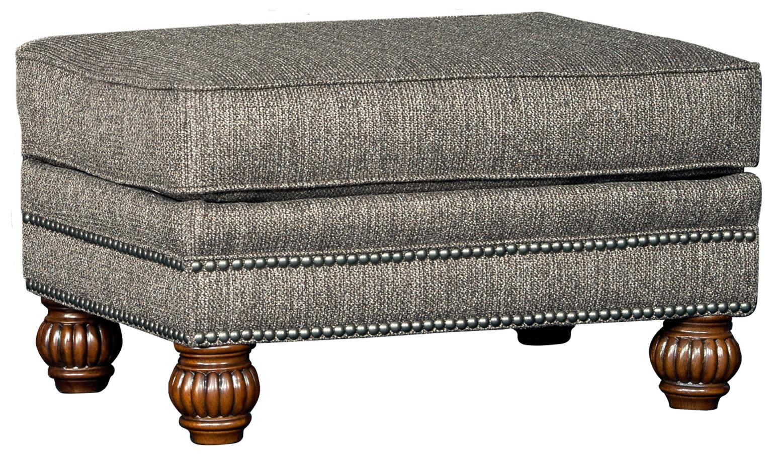 4300 Mayo Traditional Ottoman by Mayo at Wilson's Furniture