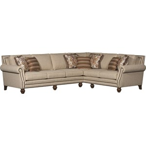 Traditional Sectional