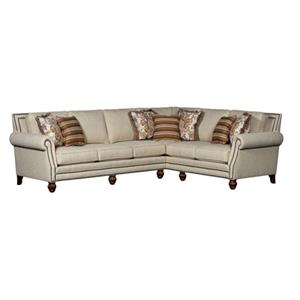 Mayo 4300 Mayo 2 Piece Sectional