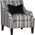 Mayo 4360 Contemporary Chair - Item Number: 4360F40-ABODEFL
