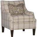 Mayo 4360 Contemporary Chair - Item Number: 4360F40-EASTLE