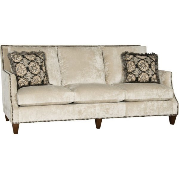 4490 Sofa by Mayo at Wilson's Furniture