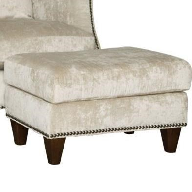 4490 Ottoman by Mayo at Wilcox Furniture