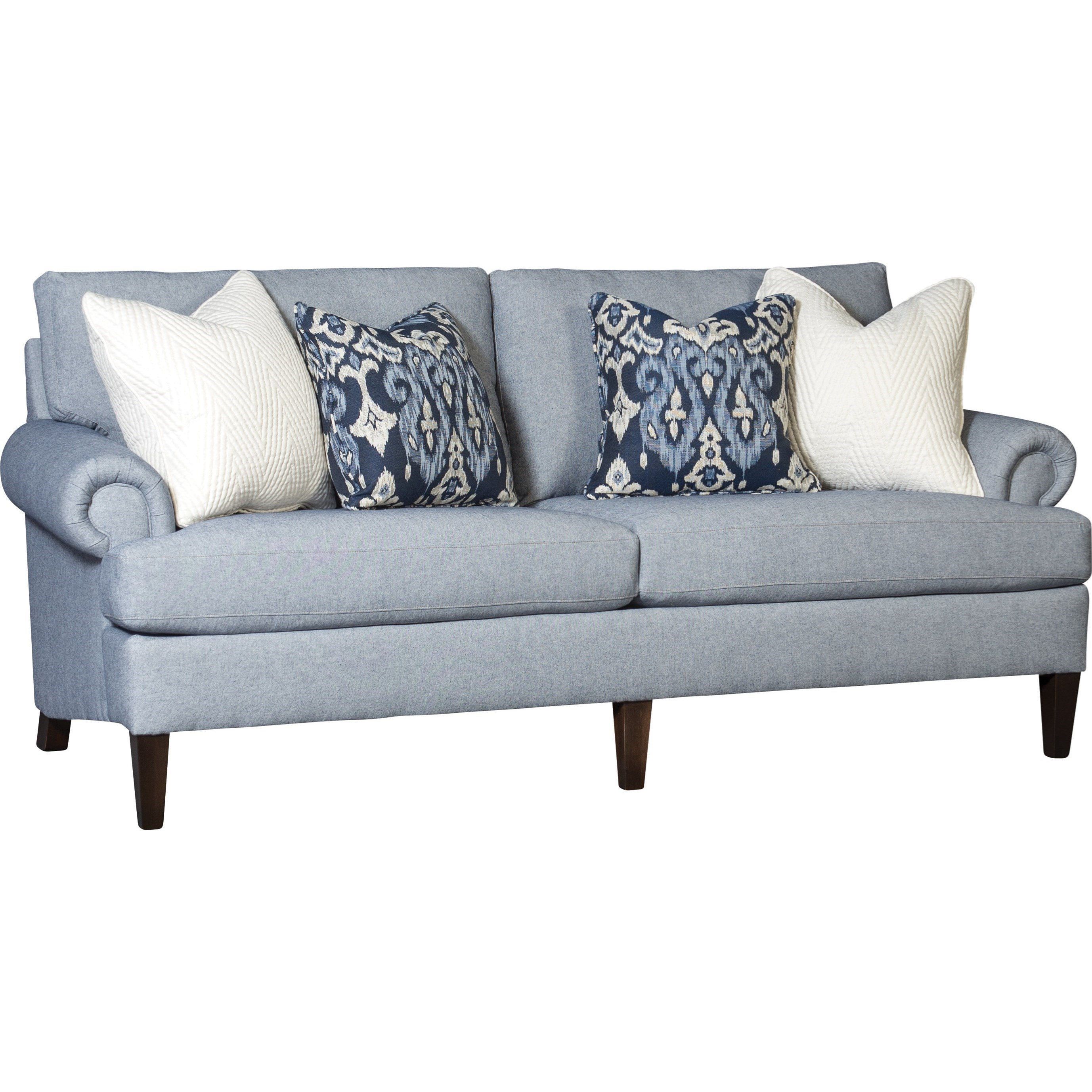 5070 Sofa by Mayo at Wilson's Furniture