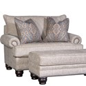 Mayo 5260 Chair - Item Number: 5260F40-INTEPE