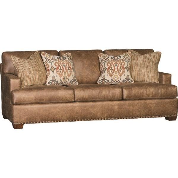 5300 Sofa by Mayo at Wilson's Furniture