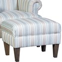 Mayo 6060 Ottoman - Item Number: 6060F50-Outfitter Island