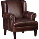 Mayo 6060 Chair - Item Number: 6060L40-Vacchetta Lodge