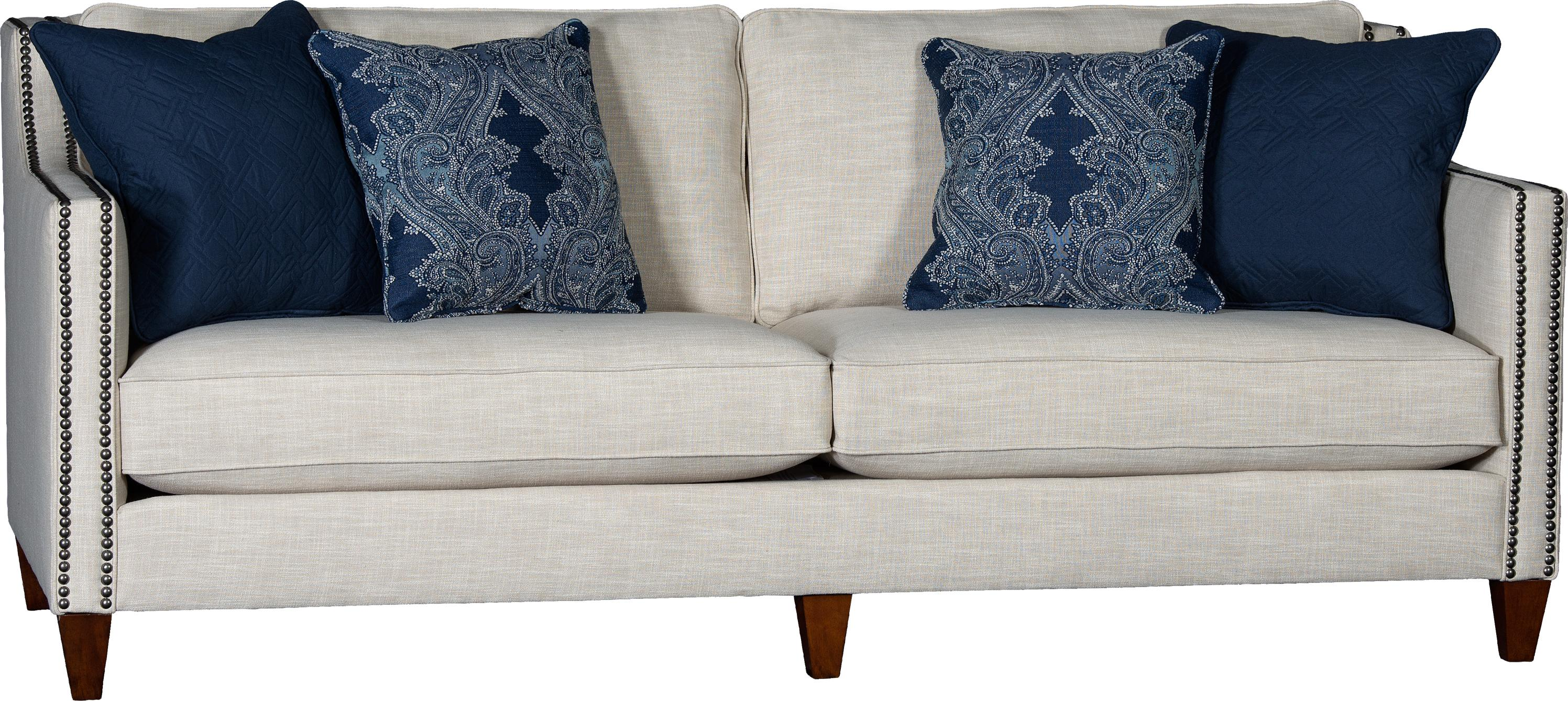 6170 Sofa by Mayo at Wilcox Furniture