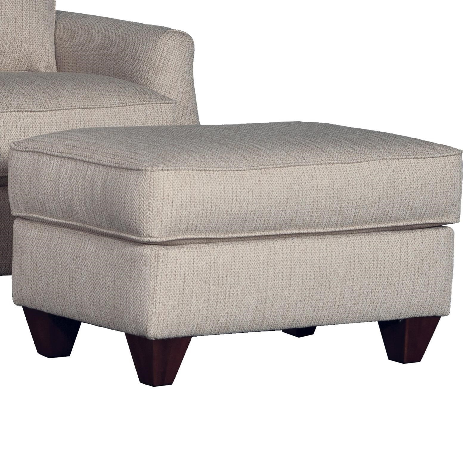 6200 Ottoman by Mayo at Wilcox Furniture
