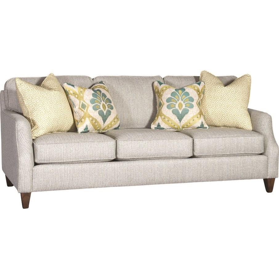 6340 Sofa by Mayo at Pedigo Furniture