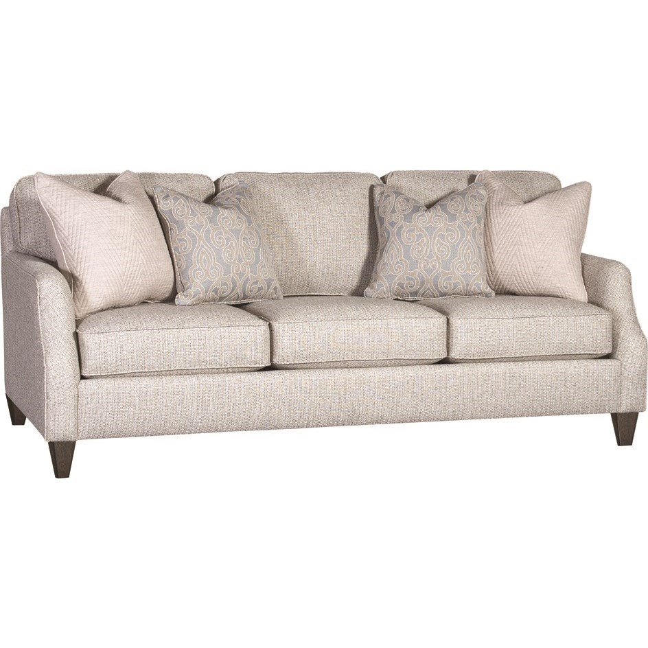 6340 Sofa by Mayo at Wilcox Furniture