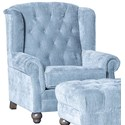 Mayo 6878 Chair - Item Number: 6878F40-Amigo Mineral
