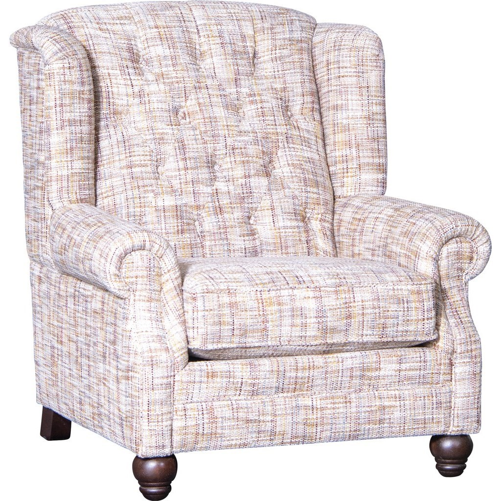 6878 Chair by Mayo at Wilcox Furniture