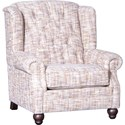 Mayo 6878 Chair - Item Number: 6878F40-Fairyland Cathedral