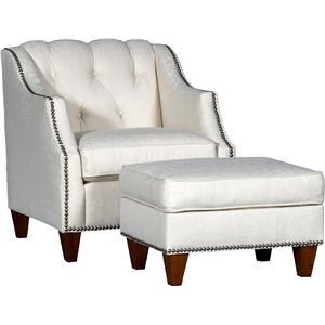 Mayo 7100 Chair & Ottoman Set