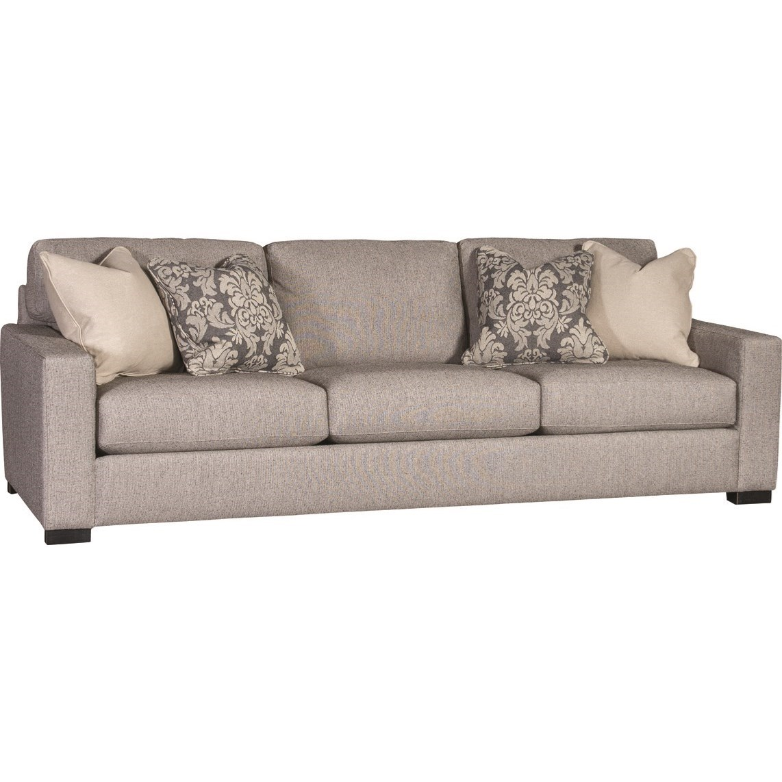 7101 Sofa by Mayo at Wilcox Furniture